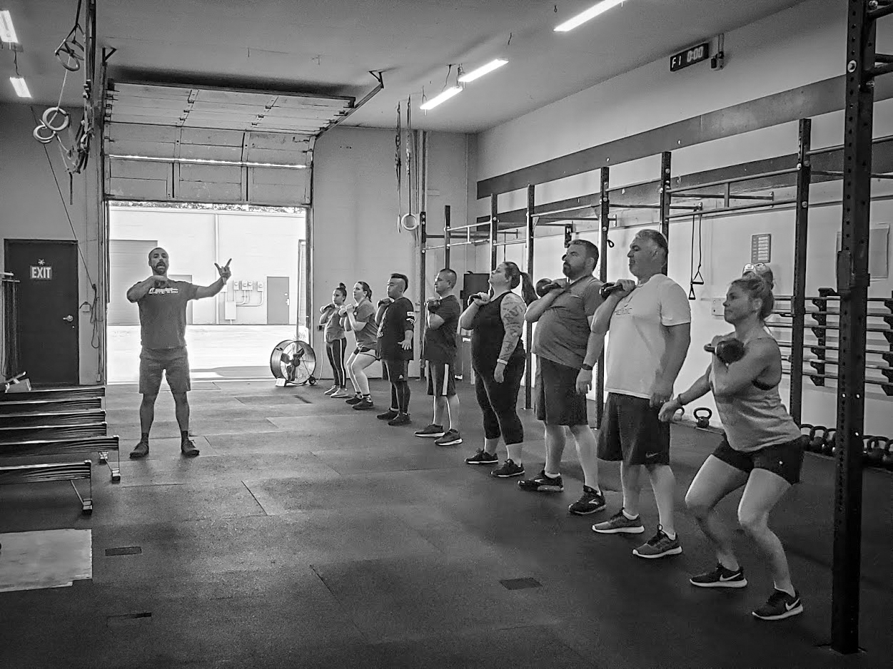 Free intro class at Crossfit PDX
